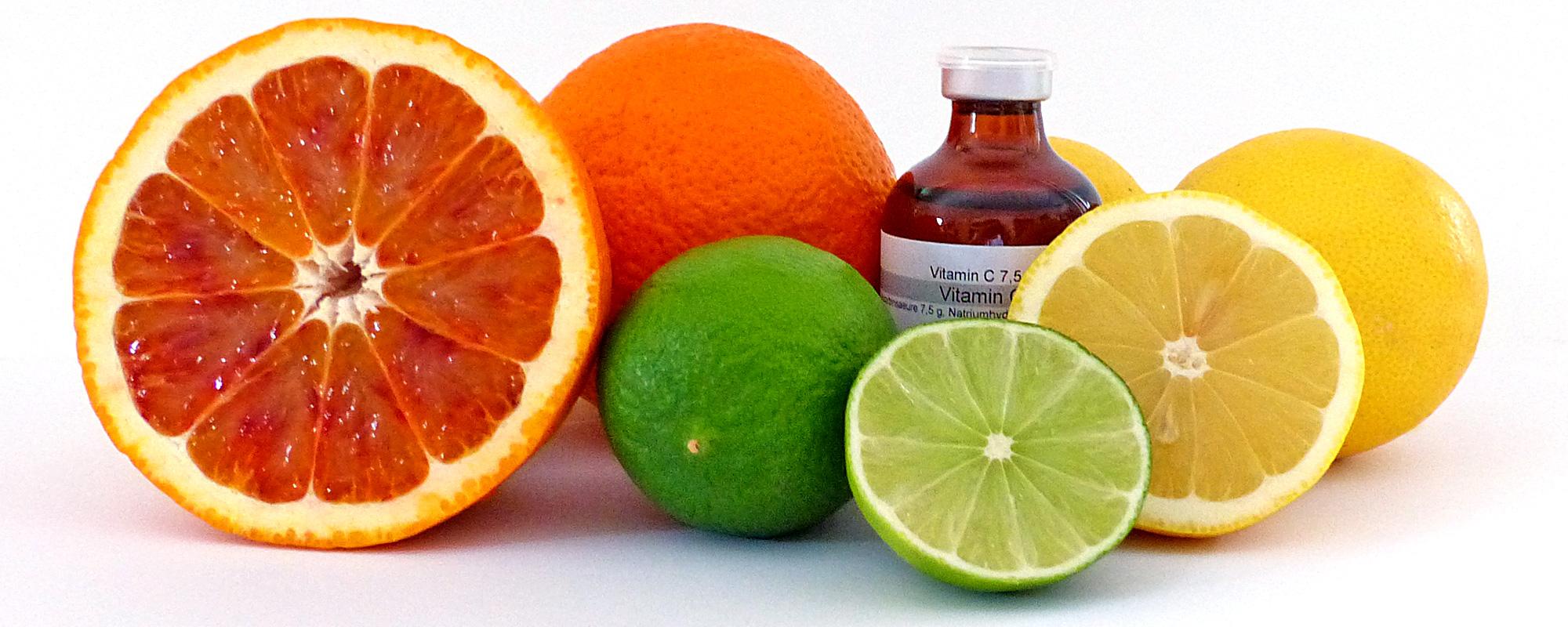 Vitamin C | Naturheilkunde | Heilpraktikerin Petra M. Quack | Zentrum für ganzheitliche Traumatherapie | Gmund am Tegernsee