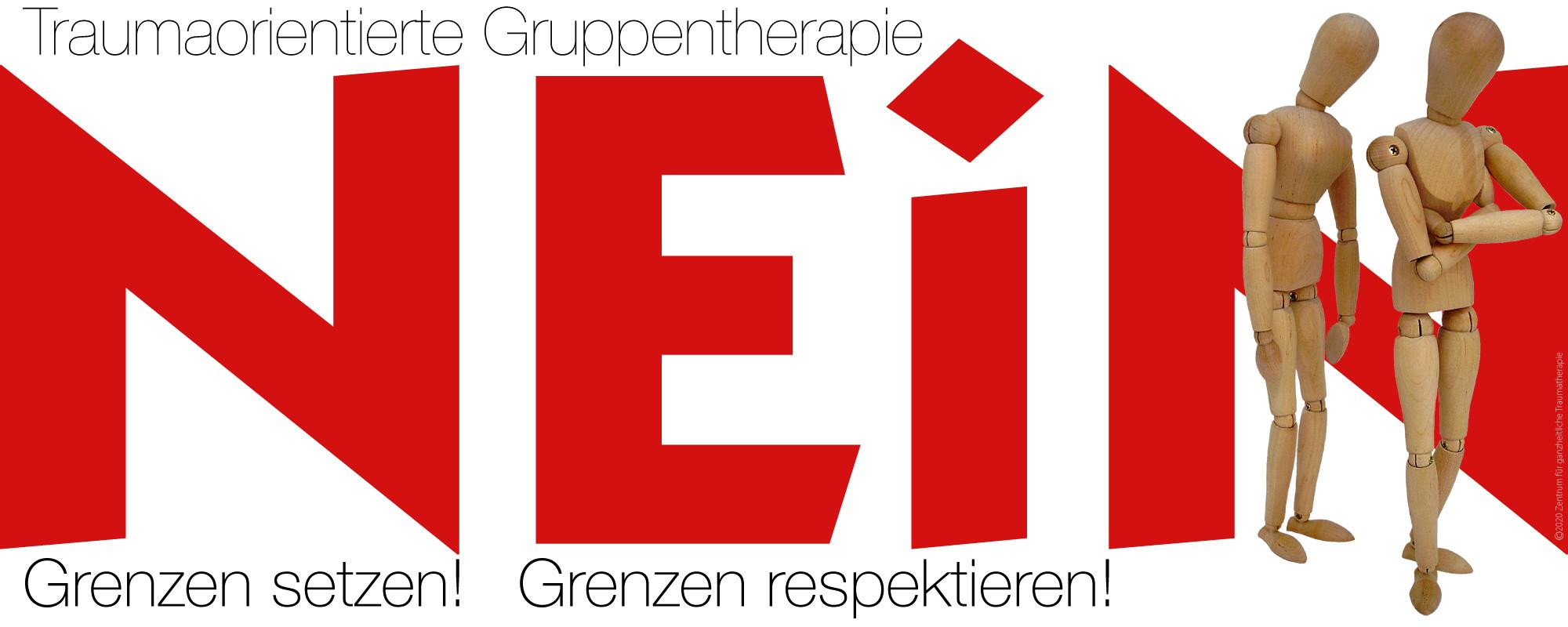 Nein | Traumaorientierte Gruppentherapie im Zentrum für ganzheitliche Traumatherapie | Heilpraktikerin Petra M. Quack